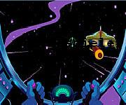 Duck Dodgers planet 8 from upper Mars mission 4 Star Wars online spiele