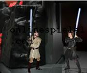Jedi vs Jedi blades of light Star Wars online spiele